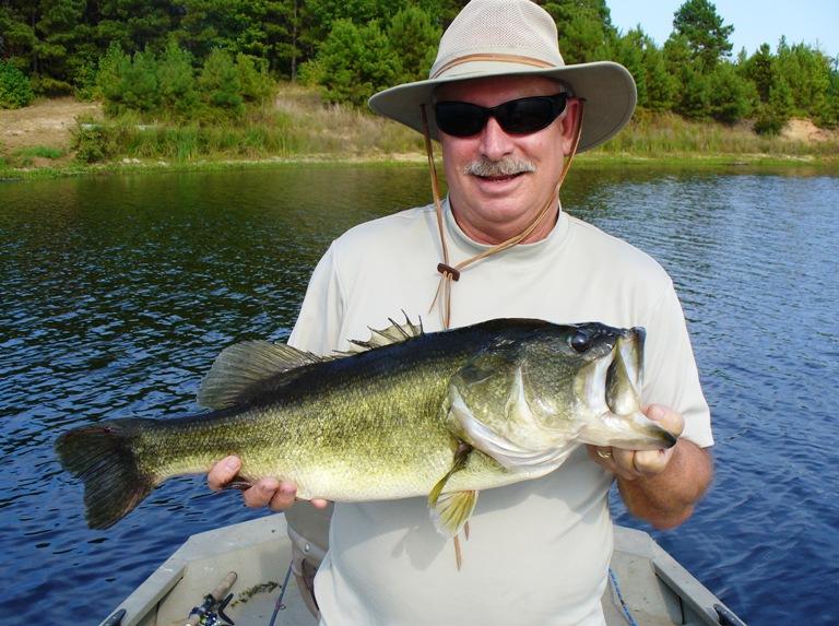 Fishing reports for Lake bryan fishing
