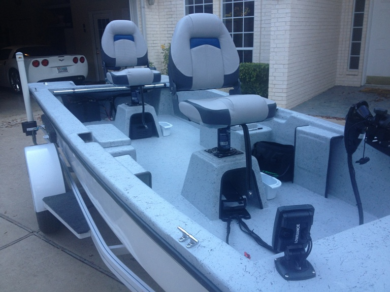 What is your boat setup?