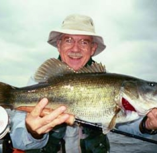A fly fisherman\'s dream